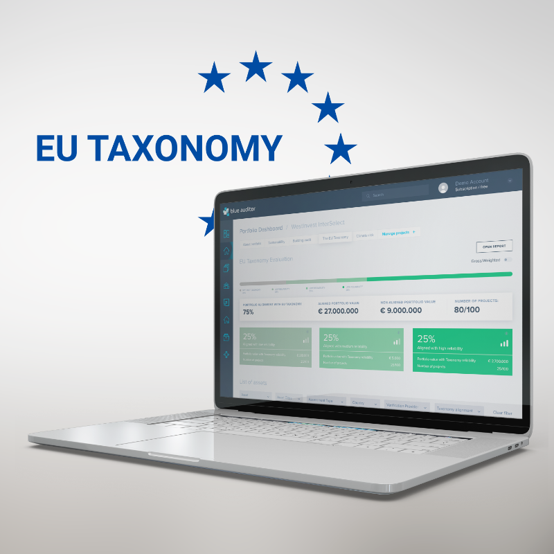 EU Taxonomy from an asset & portfolio manager's perspective